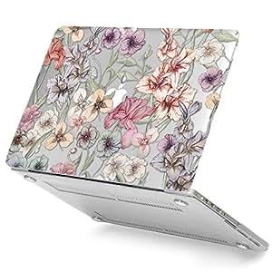 GMYLE 塑料硬壳适用于旧 MacBook Pro 13 英寸,带 Retina 显示屏无 CD-ROM (A1502/A1425,版本2015/2014/2013/end 2012)
