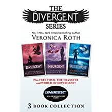 Divergent Series (Books 1-3) Plus Free Four, The Transfer and World of Divergent (Divergent) (English Edition)
