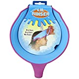 Lil Rinser 洗头帽 蓝色和粉色
