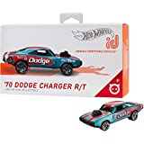 Hot Wheels iD 压铸 Jungen 70 Dodge Charger R/T 多色