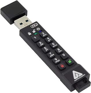 Apricorn Aegis *鑰匙 3NX - USB 3.1 閃存盤 - 4GBASK3-NX-4GB 4GB