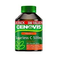 Cenovis 澳洲维生素C咀嚼片 300粒