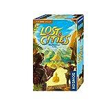 KOSMOS Spiele 711429 -Lost Cities 失落城市(旅途游戏) 德文版