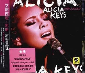 艾丽西亚凯斯:原音重现Unplugged(CD)