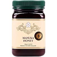 Manuka Gold 黄金麦卢卡蜂蜜(5+)500g(MGO100+)淡淡草本味(新西兰进口)