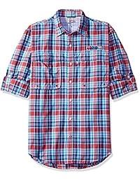 IZOD 男式海水易护理长袖衬衫
