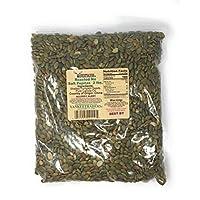 Yankee Traders Pepita/Pumpkin Seeds, Roasted, No Salt Added, 2 Pound