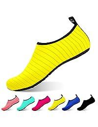 VOVOCAT 赤脚快干水运动鞋适合女士男士儿童沙滩游泳鞋冲浪瑜伽