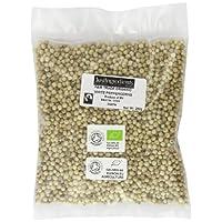 JustIngredients Essentials Organic Fairtrade White Peppercorns 250 g