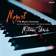 进口CD:莫扎特钢琴奏鸣曲集(内田光子)(5CD)(4683562C)
