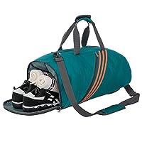riavika 多功能旅行背包轻质健身运动包带鞋格
