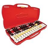 Percussion Workshop KB13 带盒钟琴 - 红色