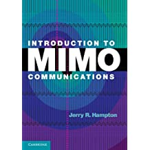 Introduction to MIMO Communications (English Edition)