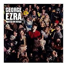 蓝调民谣才子 George Ezra乔治以斯拉 梦想启航豪华版 CD 音乐CD