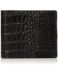 Calvin Klein 卡尔文·克莱恩 黑色牛皮钱包 (硬币口袋)79600 (美国品牌)