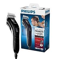 Philips 飞利浦 Series 3000 胡子 / *剪理发刀(11种长度)qc5115 / 15QC5115/15,黑色
