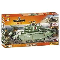 COBI 3010 Centurion 坦克型号 - 绿色