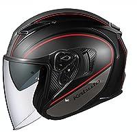 OGK KABUTO 摩托車頭盔 Jet半盔型 EXCEED L 577193