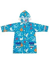 儿童雨衣 オーシャンフレンズ 適応身長110-125cm RACO1
