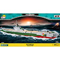 COBI Historical Collection ORP Orzel 潜水艇