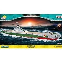 COBI 历史收藏系列ORP Orzel潜艇