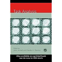 Task Analysis (English Edition)