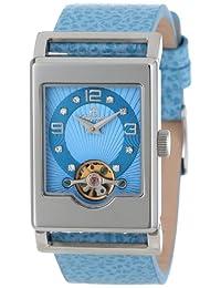 Burgmeister 伯格麦斯特 德国品牌 机械手表 女士腕表 时尚个性 BM510-133(亚马逊自营商品, 由供应商配送)