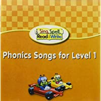 Sing, Spell, Read and Write Level One Audio Compact Disk '04c