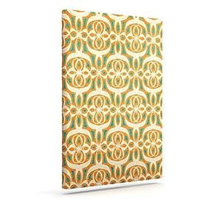 Kess InHouse Catherine McDonald Swan Lake 户外帆布墙艺术,60.96 x 76.20 厘米