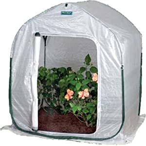 Flower House Pop-Up Plant House none 2-foot