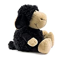 Nici 39675 软绵羊,黑色,25 厘米