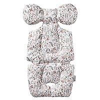 婴儿礼品套装 Stroller Cushion Bambi Pink 大