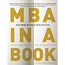 MBA in a Book: Mastering Business with Attitude (English Edition)