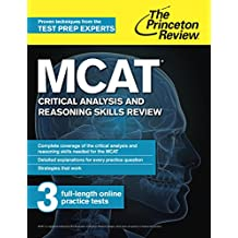 MCAT Critical Analysis and Reasoning Skills Review: New for MCAT 2015 (Graduate School Test Preparation) (English Edition)