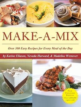 """Make-A-Mix (English Edition)"",作者:[Eliason, Karine, Harward, Nevada, Westover, Madeline]"