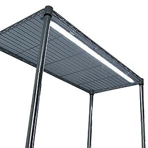 夜光 金属架用 LED灯 白天白色 60cm LED60R-N