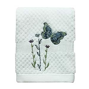 Bacova Guild Indigo Wildflower 系列洗浴配件 多色 均码 47399