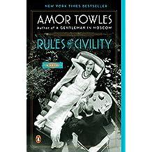 Rules of Civility: A Novel (English Edition)