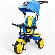 DC Comics 蝙蝠侠四合一推推车推车三轮车 Stroller Tricycle 均码 Chase