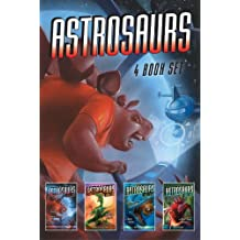 Astrosaurs 4 Book Set: Riddle of the Raptors; The Hatching Horror;  The Seas of Doom; The Mind-Swap Menace (English Edition)