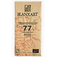 Blanxart 秘鲁 77%黑巧克力棒 125 g (8个)