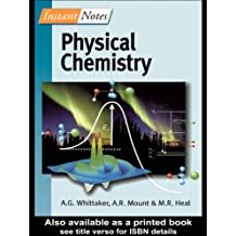 Instant Notes in Physical Chemistry (English Edition)