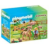 PLAYMOBIL® 农场动物玩具组合,多色
