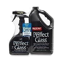Hope's Perfect 玻璃清洁剂,2 件,32 盎司。 喷雾瓶和 67 盎司。 补充瓶