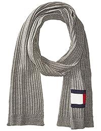 Tommy Hilfiger 男式冬季围巾