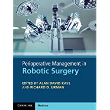 Perioperative Management in Robotic Surgery (English Edition)