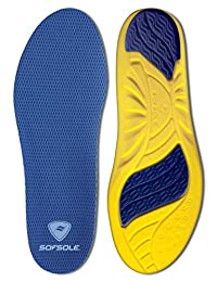 Sof Sole Men's Athlete Cushion Insole Shoe