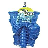 Toysmith Bag O' 海滩骨头玩具套装