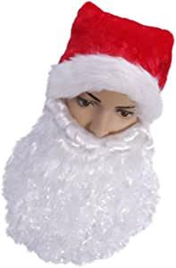 Santa Beard,圣诞老人胡子和假发套装