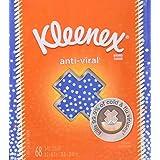 Kimberly-Clark Professional Kleenex Anti-Viral Facial Tissue Cube (Pack of 6)